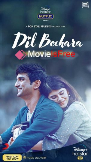 Dil Bechara Full Movie HD Download | Sushant Singh Rajput Movie | 720p [1.2GB] Download.