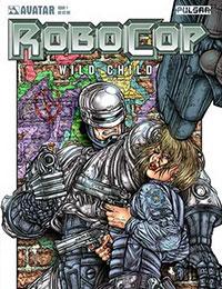 Robocop: Wild Child Comic