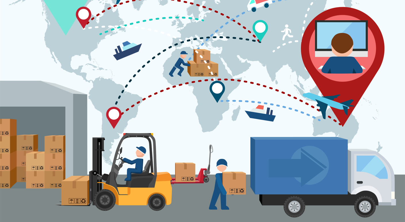 Innovation Trends in Logistics Management System