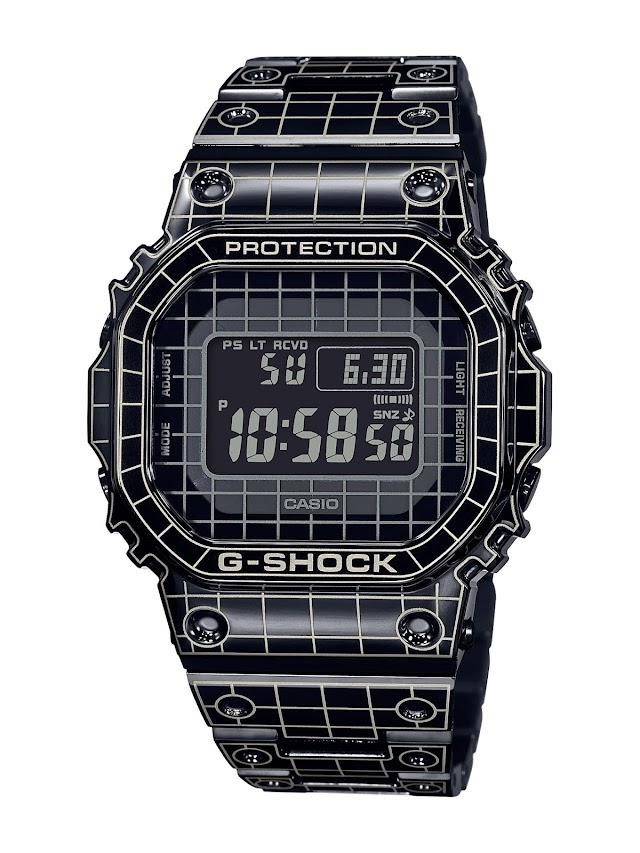 Conoce el nuevo G-Shock Neo Grid Metal: Un statement piece futurista que celebra la moda de la nueva década