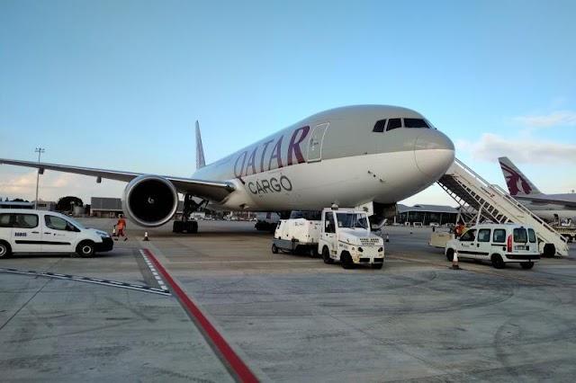 Persiapan Motogp Mandalika, 4 Boeing berbobot 370 ton akan dikerahkan ke Lombok !!