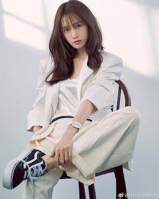 cewek dan artis kroea selatan foto garang dan sangar 임윤아 im Yoon Ah