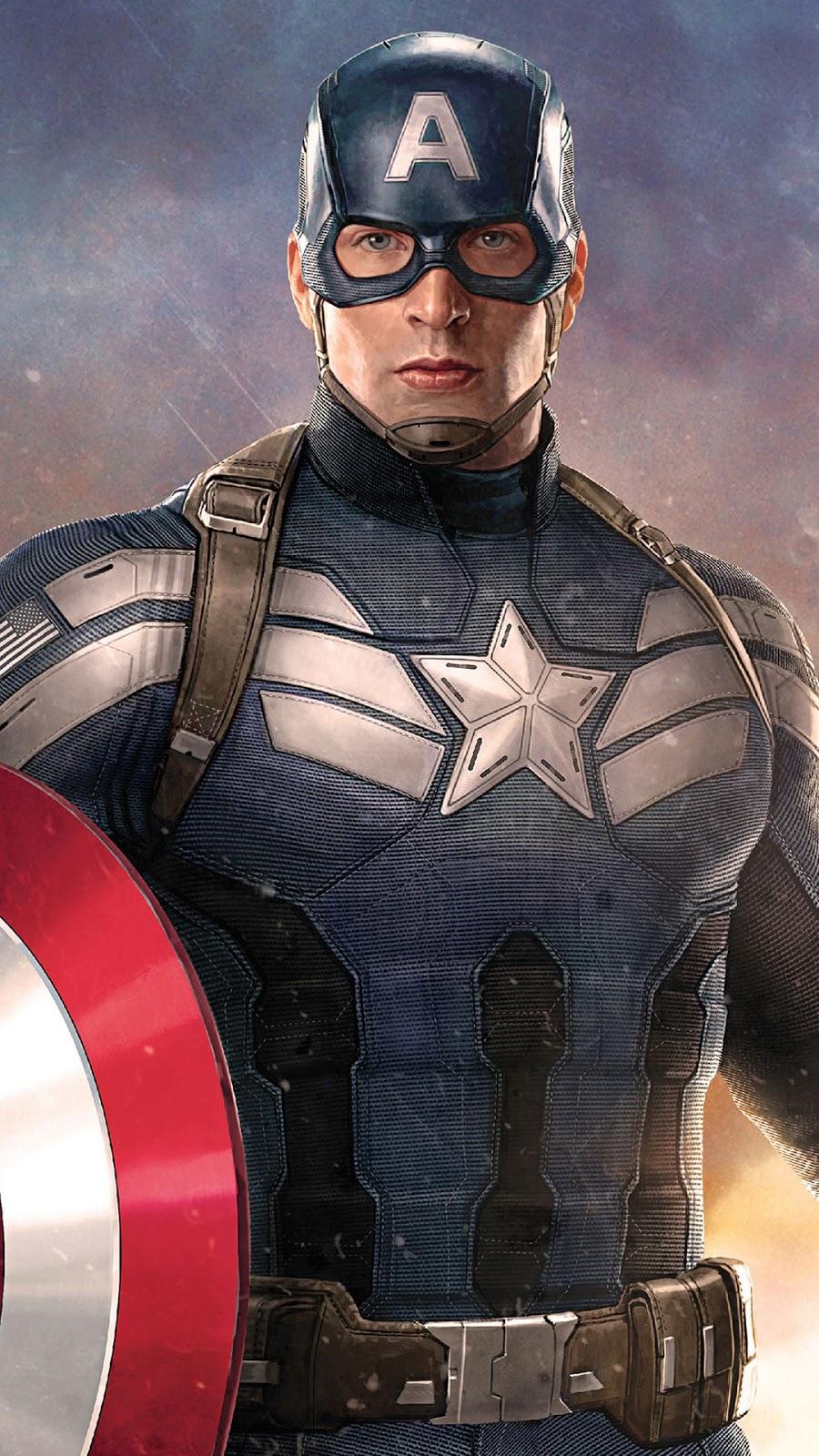 Captain America Civil War HD Desktop Wallpapers 30 Hd ...
