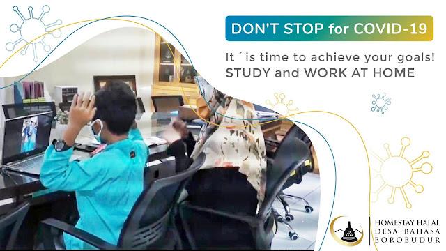 Solusi belajar Bahasa Inggris ditengah Pandemi Corona - Kelas Online