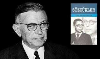 Sözcükler kitap Jean Paul Sartre