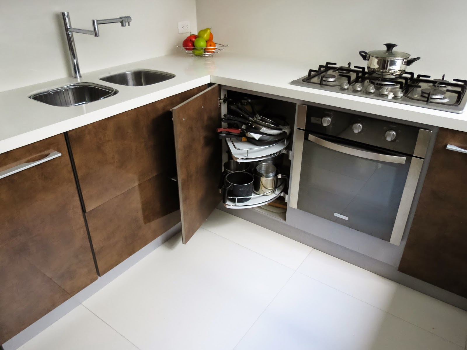 Cocinas integrales en pereira para inspirar tu coraz n - Relojes para cocinas modernas ...