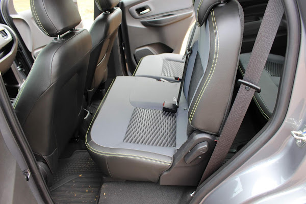 Chevrolet Spin Active 7 lugares 2022: avaliação