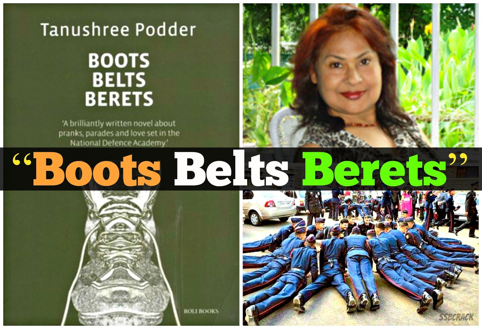 "Book Review: ""Boots Belts Berets"""