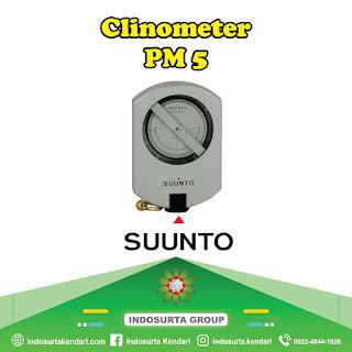 Jual Clinometer Suunto PM 5 di Kendari
