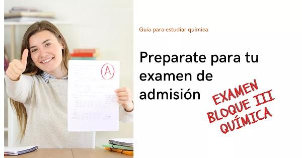 Examen simulacro secundaria online gratis - Bloque 3