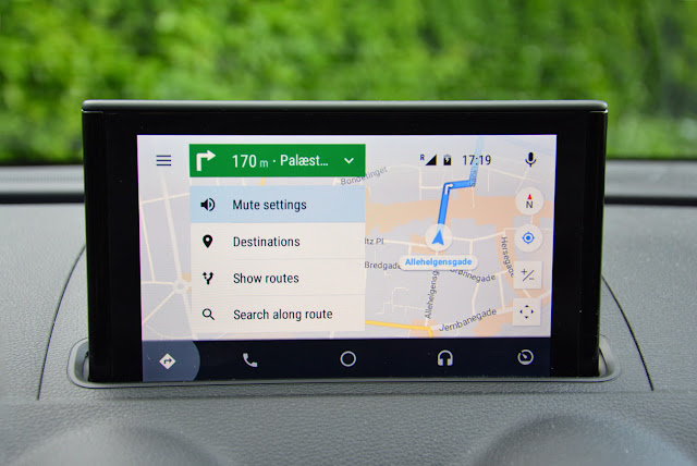 Android Auto Read Text Messages