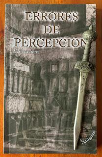 Portada del libro Errores de percepción, de varios autores