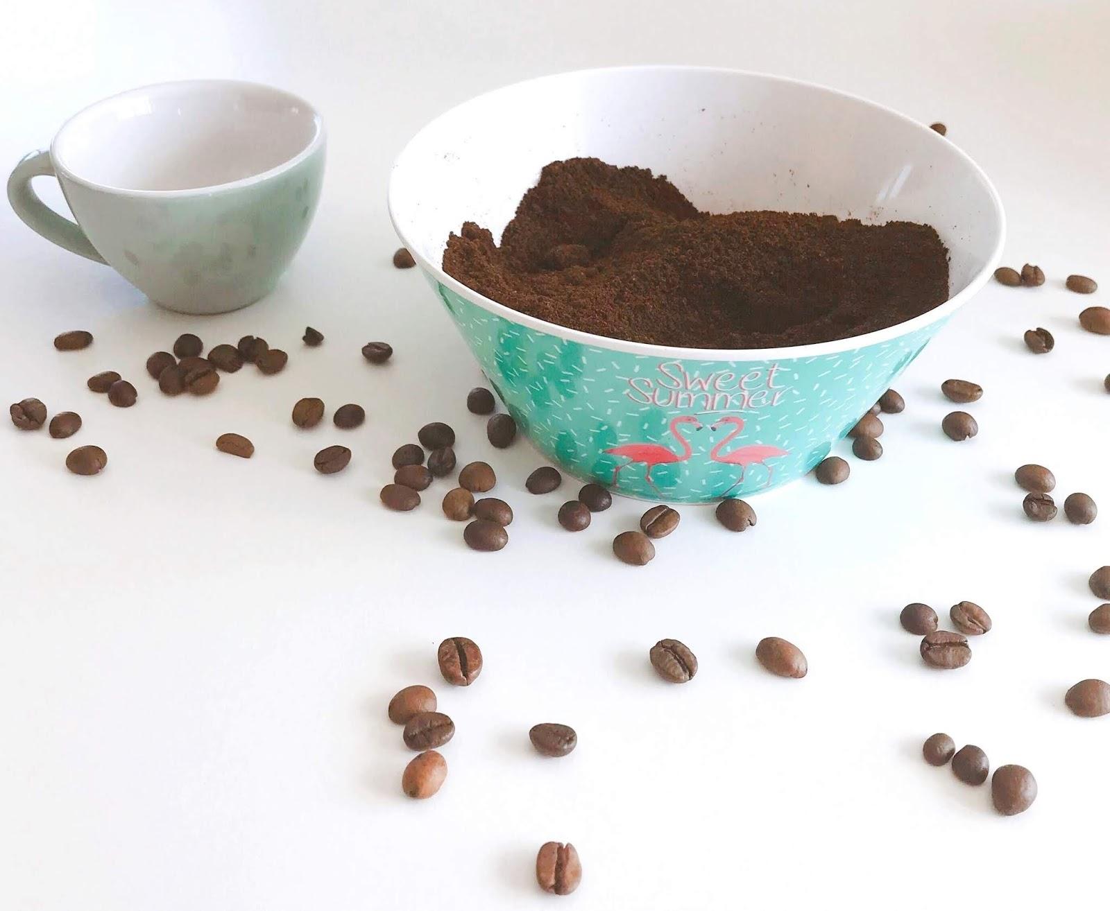 Marc et grains de café