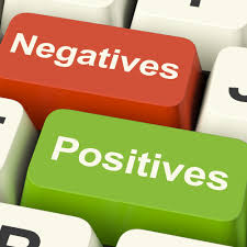 positive negative development vstep writing essay