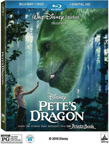 Pete's Dragon (2016) English 720p & 1080p Blu-Ray Download