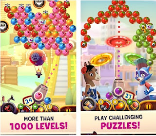 Bubble Island 2 World Tour Mod Apk