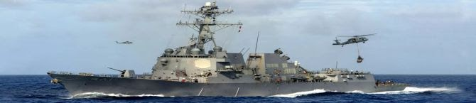 Outrage Over U.S. Navy Operation In India's EEZ Decades Too Late