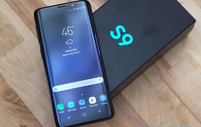 d20a4ce84a40b El Samsung Galaxy S9 acaba de hacer historia