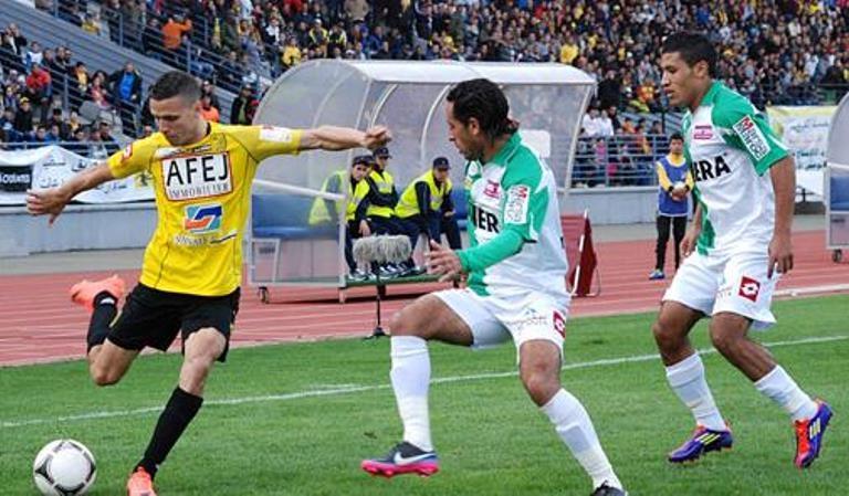 تعرف على موعد مباراة الرجاء أمام المغرب الفاسي الدوري المغربي والقنوات الناقلة