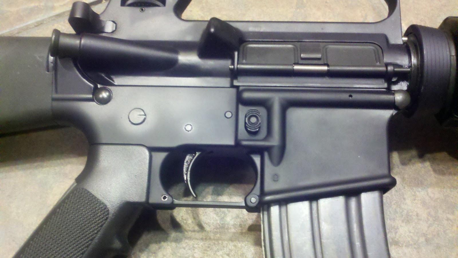 SignalZero: Tactical Machining AR Lower / Palmetto State