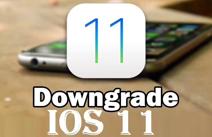 Downgrade iOS 11 to Older Firmware