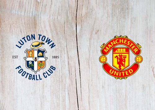 Luton Town vs Manchester United -Highlights 22 September 2020
