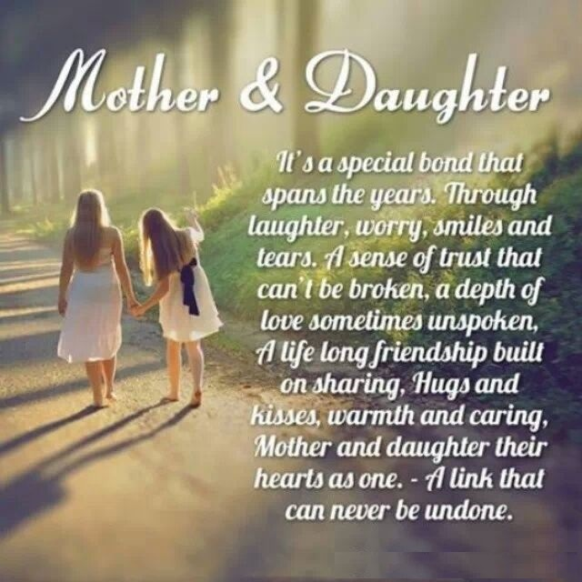 Mothers Love Quotes About Daughters Quotes Ring