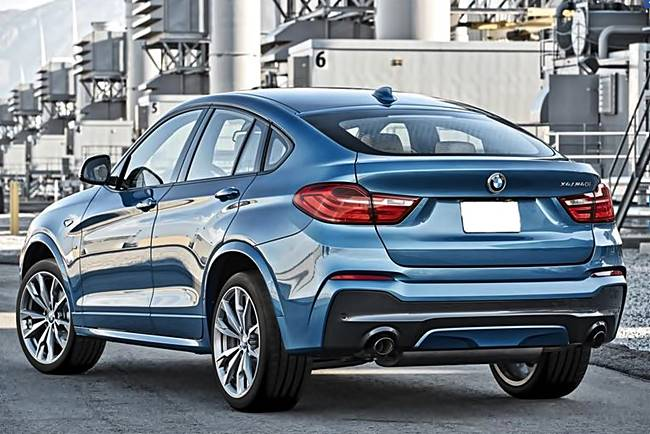 2017 BMW X4 M40i Design, Specs, Price
