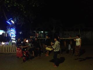 Patrol Budaya, Pandemi dalam Romadhon di Dusun Busu