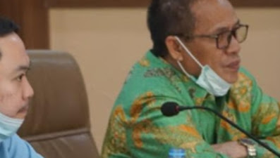 Komisi I DPRD Wajo, Terima Kunjungan Komisi I DPRD Takalar