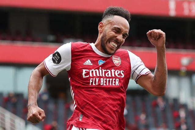 Pierre-Emerick Aubameyang makes summer transfer decision
