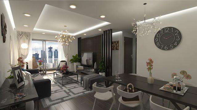 Thiết kế căn hộ mẫu Eco Dream