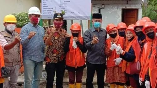 Sempat Menganggur, 33 Warga Padang Akhirnya Bekerja Lagi