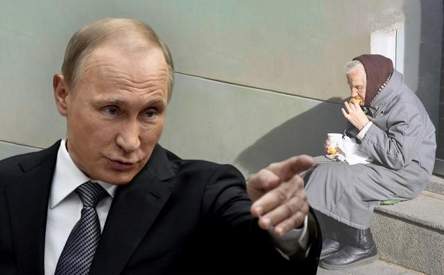 Путин поручил отменить бедность