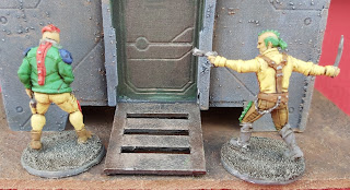 Street punks by Warlord Games