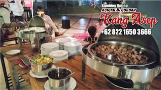 menu sehat kambing guling lembang