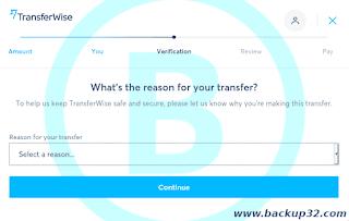 كيفية التسجيل  في بنك ترانسفير وايز  Transferwise وإرسال أول حوالة