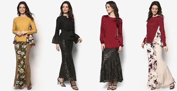 Fesyen Baju Kurung Moden Terkini Design By Zolace