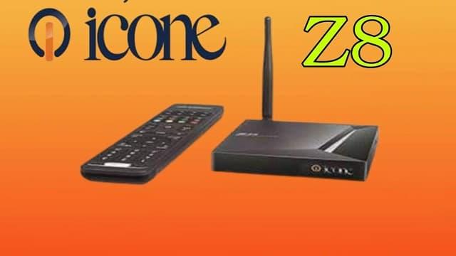 تعرف على مواصفات الجهاز الجديد ايكون ICONE Z8