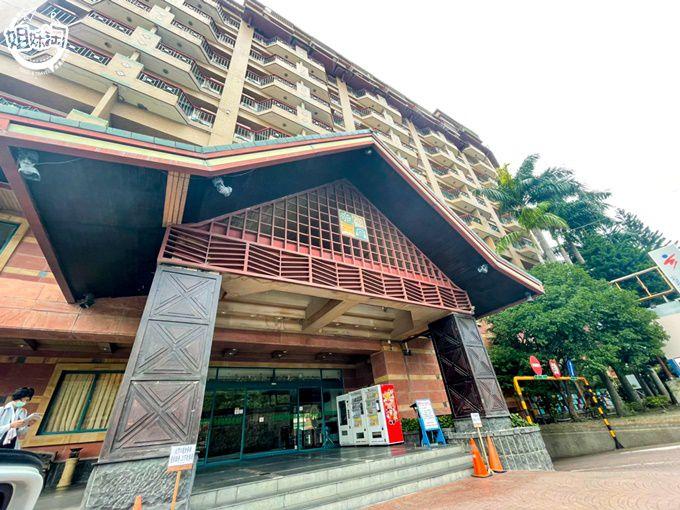 一分錢一分貨,好山好水風景美的溫泉飯店-台東知本高野大飯店