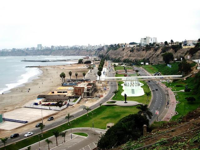 Hospedaje Ciudad de Chorrillos en Lima Peru