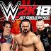 WWE 2K18 – Le Pack Génération NXT est disponible