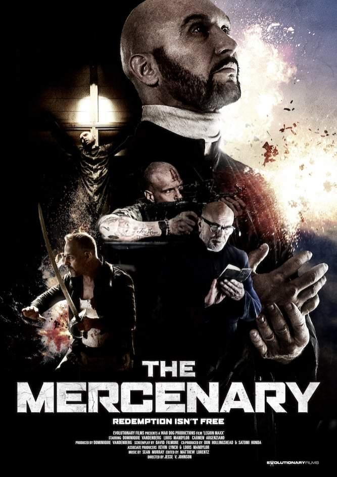 Movie : The Mercenary ( 2019 )