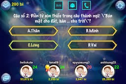 tai game danh cho dien thoai android