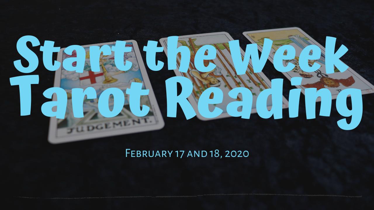 Tarot Reading February 18
