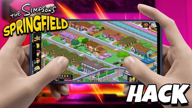 Los Simpson™: Springfield (MOD) v4.47.0 Para Telefonos Android [Apk]