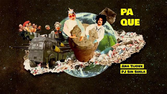 """Ana Tijoux estrena """"Pa Qué"""" con videoclip inspirado en el acontecer nacional"""