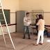 Iniciadas as reformas em três escolas municipais