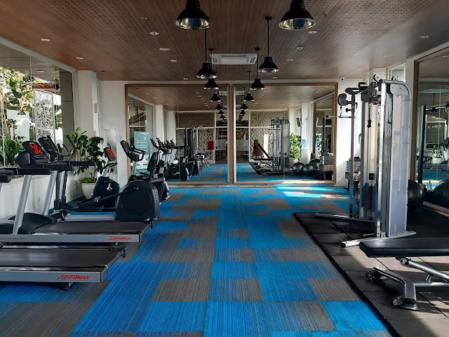 skandifit gym apartemen skandinavia