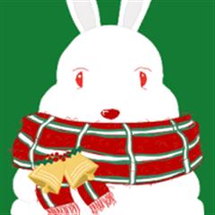 Rabbit Christmas